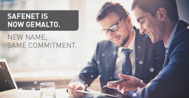 SafeNet is now Gemalto  New Name, Same Commitment  | Data